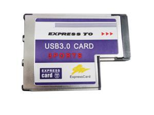 Q00424 WBTUO BC718 Notebook Express to 3-Port USB 3.0 54MM FL1100 Expansion Card