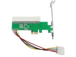 Q00440 WBTUO LPE1083 PCI-Express to PCI Adapter Card - Green