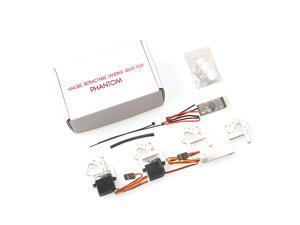 F16326 HML350Pro FPV Auto Retractable Landing Gear Skid Controller for DJI Phantom 1 2 Vision + FC40 RC Quadcopter DIY Drone