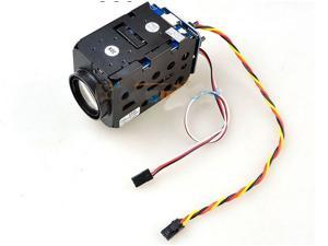 FPV Camera HD 1/4 Sony 700TVL 1.2G/5.8G 30X Zoom Adjustable Camera PAL System for DIY Quadcopter Hexacopter Telemetry
