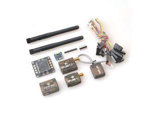 DIY FPV Mini Drone Autopilot Combo Set Mini CC3D Revolution Flight Controller + OP GPS + OSD + OPlink 433mhz Mini Kit