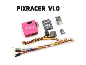 Mini Pixracer Autopilot Xracer FMU V4 V1.0 PX4 Flight Controller Board for DIY FPV Drone 250 RC Quadcopter Multicopter Red Color