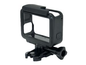 Plastic Protective Standard Border Frame Housing Case for Go pro hero 5 black Action Camera