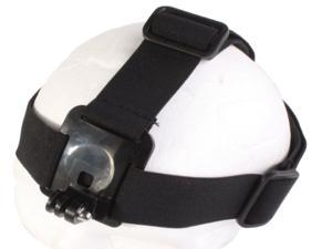 Generic Simple Helmet Head Strap Belt Mount Camera Fixed Headband Adjustable Anti-Skid for Gopro Hero 3 2 HD
