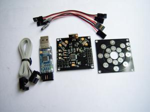 KK v5.5 Flight Circuit Control ESC Board v2.9 + Programmer Firmware Loader USB For RC Quad MultiCopter UFO