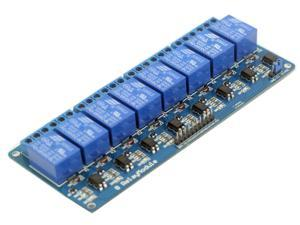 5V 8 Channel Relay Module 8 Road Relay Control Board With Optocoupler For PIC AVR MCU DSP ARM Electronic