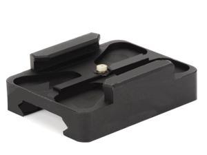 CNC Aluminum 20mm Mini Rail Mount for GoPro Hero 2 Camera