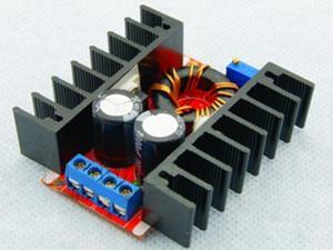 150W Boost Converter DC-DC 10-32V to 12-35V Step Up Adjustable Power SupplyVoltage Charger Module