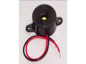 5pcs Type 2312 Piezo Active Buzzer Buzzerphone with Leadwire 23mm*12mm