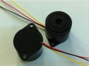 5pcs Type 2910 Active Buzzer Speaker Alarm with Screw (DC3-24 v)