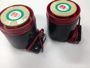 High Decibel Alarm Security Electronic 24V Buzzer Buzzerphone Speaker