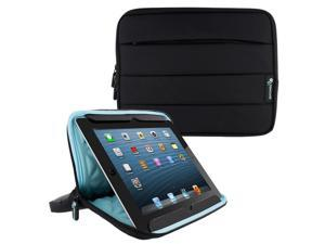 roocase XTREME Super Foam Universal 10-inch Sleeve Case with Stand for iPad Air / Galaxy Tab 10.1 / Note 2014 10.1 / Google Nexus 9 / Asus MeMO Pad 10 TF300 T100 and More, Black