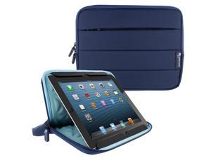 Universal Sleeve for 10 inch Tablet, rooCASE Nylon Carrying Sleeve Pouch Case for iPad Pro 9.7, Air 2 1, Galaxy Tab A 9.7/10.1, Google Nexus 9, LG G Pad 10 and More, Blue
