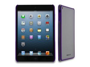iPad mini Case, iPad mini 2/3 Case, rooCASE Snap-On Slim Fit Fuse Hard TPU Shell Skin Case Cover for Apple iPad Mini 2 / 3 with Retina Display, Purple