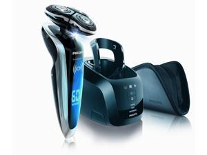 Philips Senso Touch 3D Men's Shaver RQ1290CC  with Jet Clean System