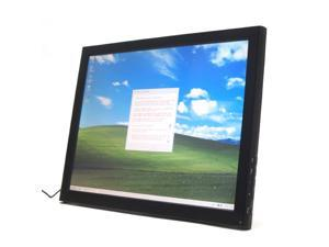 "17"" Touch monitor With Integrated PC (Intel Celeron 1037, 32G SSD, 2G RAM) POS LCD monitor EPC170C Touch VGA DVI HDMI"