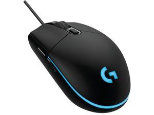 Logitech G102 IC PRODIGY Gaming Mouse Optical 6,000DPI, 16.8M Color LED Customizing, 6 Buttons Bulk Package
