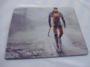 "Half Life Mice Pad Mat Mousepad for Optical Mouse PC computer desktop laptop table placemat cup mats for game playing player size 9.65""X11.34"" New Cool"