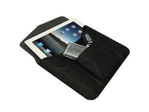Apple iPad Verizon OEM Universal Tablet Sleeve w/Pouch (Black)(888-0001/8880001)