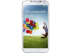 Samsung Galaxy S4 16GB Unlocked Smartphone, White (New)