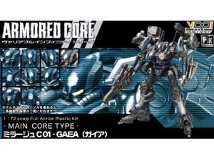 Mirage C01-GAEA (1/72 scale Plastic model) Kotobukiya Armored Core [JAPAN]