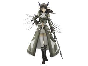 Shining Wind: Xecty Ein (Military Uniform Version) Ani-Statue