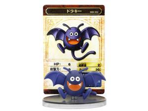Dragon Quest Monster Museum 002 - Drakee Mini Figure, Base & Card