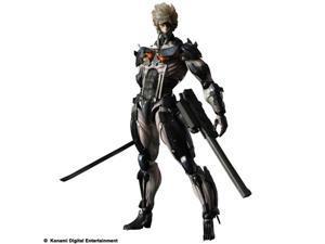 Metal Gear Rising Revengeance Play Arts Kai Lightning Custom Body Yellow