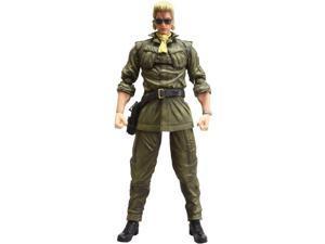 Metal Gear Solid Peace Walker Play Arts Kai KAZUHIRA MILLER (PVC Figure)