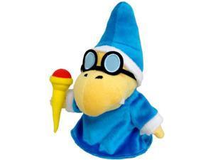 Sanei Super Mario Kamek Plush Doll