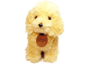 Toy Poodle (S) seat cream (japan import)