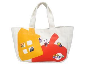 Nintendo 3DS Tobidase dobutsu no mori Tote Bag House and apple Ver