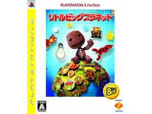 LittleBigPlanet (PlayStation3 the Best) [Japan Import]