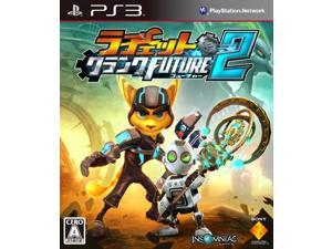 Ratchet & Clank Future: A Crack in Time [Japan Import]