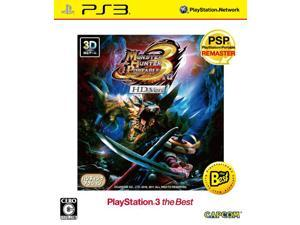 Monster Hunter Portable 3rd HD Ver. (Playstation3 the Best) [JAPAN IMPORT]