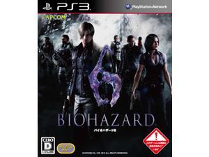 Resident Evil 6 [Japan Import]