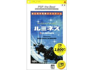 Lumines (PSP the Best) [Japan Import]
