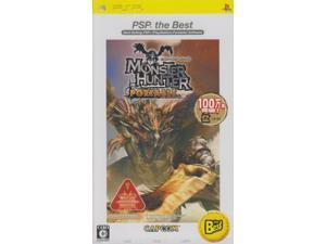Monster Hunter Portable (PSP the Best Reprint) [Japan Import]