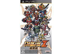 Dai-2-Ji Super Robot Taisen Z Hakai-hen (Special ZII Box) [Japan Import]