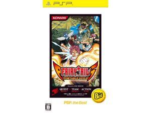 Fairy Tail: Portable Guild (PSP the Best) [Japan Import]