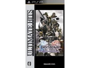Dissidia: Final Fantasy - Universal Tuning (Ultimate Hits) [Japan Import]
