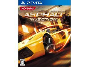 Asphalt: Injection [Japan Import]