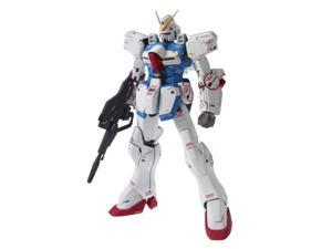 Bandai Hobby 1/100 Model Victory Gundam Version Ka with Extra Clear Body Parts Master Grade Action Figure