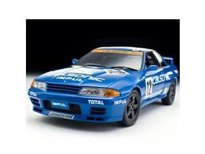 KYOSHO 1:18 SCALE NISSAN SKYLINE IMPUL R32 GTR DIECAST DIE-CAST MODEL TOY CAR (japan import) (japan import)