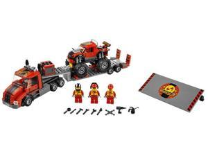 Lego City Monster Truck Transporter - 60027