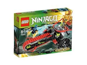 LEGO® Ninjago Warrior Bike Playset - 70501.