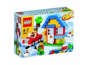 5899 house that there is a basic LEGO set dog (japan import)