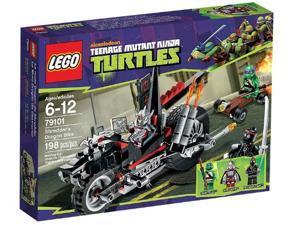 Regoninja Turtles shredder Roh Dragon bike 79 101 (japan import)