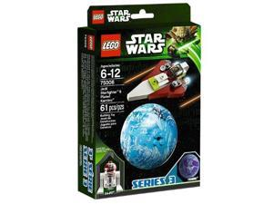 Lego Star Wars Jedi Starfighter and Kamino 75006