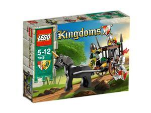 Carriage of 7949 LEGO Kingdom Dragon Knight Dan (japan import)